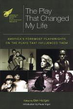 The American Theatre Wing Presents: The Play That Changed My Life Sheet Music