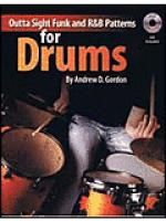 Outta Sight Funk and R&B Patterns for Drums Sheet Music