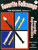 Favorite Folksongs, Volume 1 Sheet Music