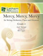 Mercy, Mercy, Mercy for String Orchestra, Piano and Drumset Sheet Music