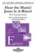 Hear the Music! Jesus Is A-Risen! Sheet Music