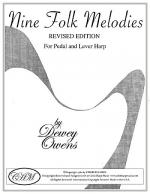 Nine Folk Melodies Sheet Music