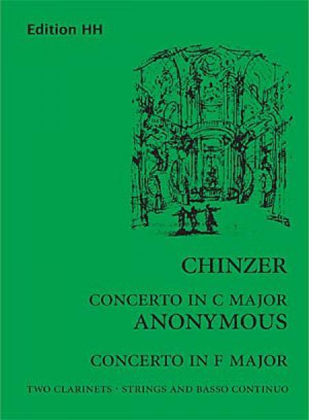 Concerto in F major/ Concerto in C major Sheet Music