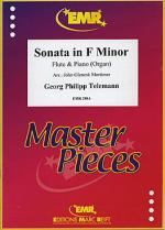 Sonata in F minor Sheet Music