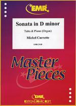 Sonata in D minor Sheet Music