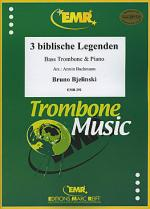 Drei Biblische Legenden Sheet Music