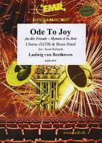 Ode To Joy (Chorus SATB) Sheet Music