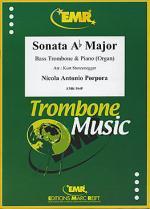 Sonate As-Dur Sheet Music