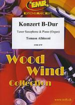 Konzert B-Dur Sheet Music
