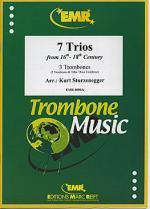 7 Trios aus der 16.-18. Jahrhundert Sheet Music