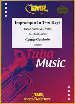 Impromptu In Two Keys Sheet Music