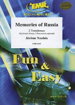Memories of Russia Sheet Music