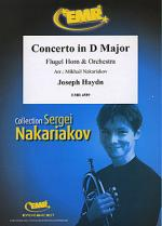 Concerto in D Major Sheet Music