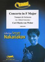 Concerto in F Major Sheet Music