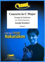 Concerto in C Major Sheet Music