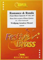 Romanze & Rondo Sheet Music