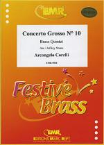 Concerto Grosso No. 10 Sheet Music