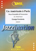 Un Americain a Paris (+ Percussion) Sheet Music
