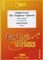 Adagio from the Emperor Quartet Sheet Music