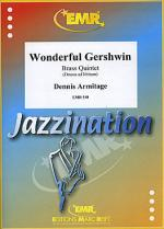 Wonderful Gershwin Sheet Music