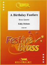 A Birthday Fanfare Sheet Music