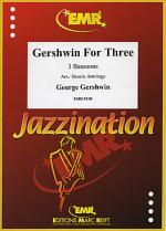 Gershwin for Three Sheet Music