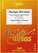 Musique Heroique Sheet Music