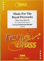 Music for the Royal Fireworks Sheet Music