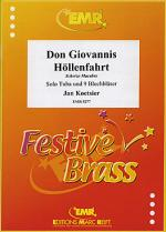 Don Giovannis Hollenfahrt/Tuba Solo Sheet Music