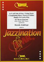Let's All Take it Easy / Going Home / Complaining Blues / Sweet and Mellow / Happy-Go-Lucky Rag Sheet Music