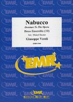 Nabucco (Overture To The Opera) Sheet Music