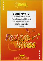 Concerto V Noel Allemand Sheet Music