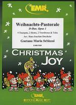 Weihnachts-Pastorale D-Dur, Opus 1 Sheet Music