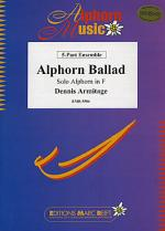 Alphorn Ballad (Solo Alphorn in F) Sheet Music