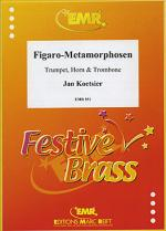 Figaro-Metamorphosen Sheet Music
