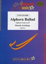 Alphorn Ballad (Solo Alphorn Gb) Sheet Music