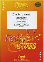 Aria: Che Faro Senza Euridice Sheet Music