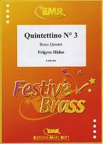 Quintettino No. 3 Sheet Music