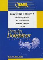 Slawischer Tanz No. 5 Sheet Music