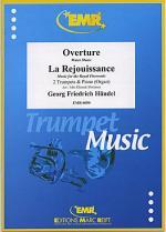 Overture / La Rejouissance Sheet Music