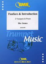 Fanfare and Introduction Sheet Music