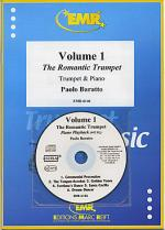 Volume 1, The Romantic Trumpet (with CD) Sheet Music
