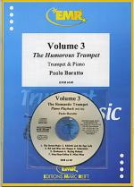 Volume 3, The Humorous Trumpet (with CD) Sheet Music