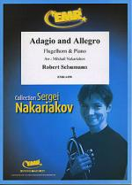 Adagio and Allegro (Opus 70) Sheet Music
