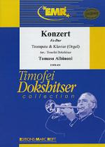 Konzert Es-Dur Sheet Music