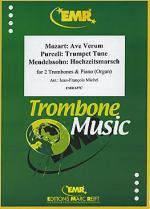 Trombone Duet Collection Sheet Music