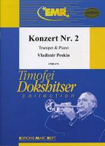 Konzert No. 2 (Konzert Allegro) Sheet Music