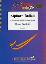Alphorn Ballad (Alphorn in F/Gb) Sheet Music