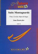 Suite Montagnarde (Gb) (+Flute) Sheet Music