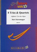 8 Trios & Quartettes Sheet Music